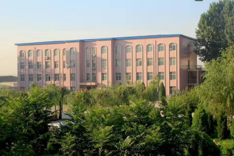 石家庄冀中医学院校园风景图片