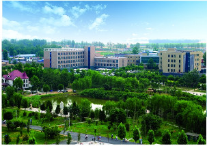 石家庄口腔医学院校园风景图片